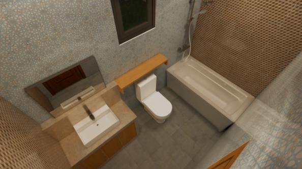Loft Cottage - interior 04